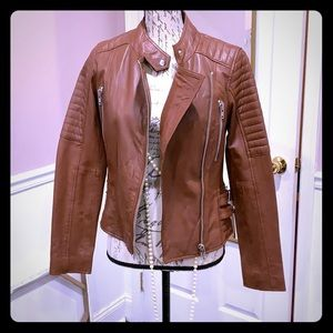 New Barney Moto leather jacket